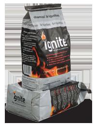 CB04IG - Premium Quality Charcoal Briquettes 4kg